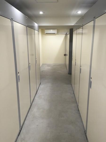 トランクルーム全体