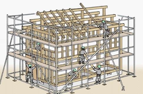木造の建築物