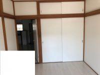 コーポYY和室→洋室