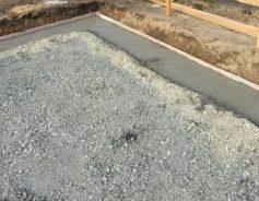 捨てコンクリート防湿シート