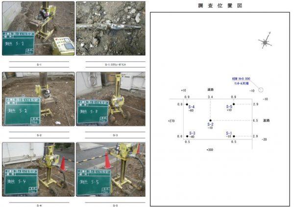 地盤調査2